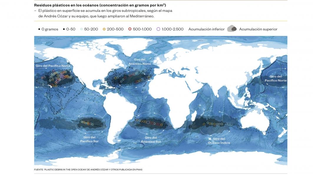 mapa plasticos