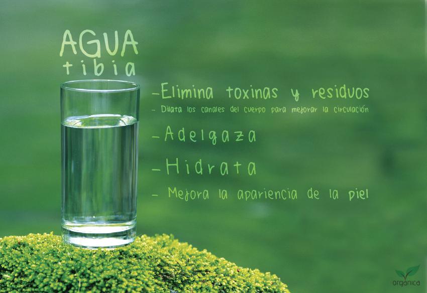 Agua en ayunas, terapia milagrosa